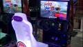 Fliperama de carro de corrida